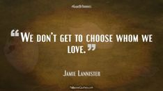Jaime Lannister Quotes