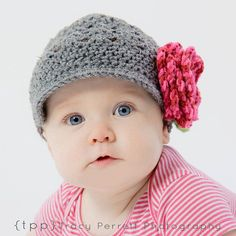 Cluster Newsboy Hat with Rose you choose size and by madicyn09lee, $16.00
