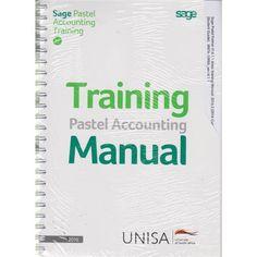 Training Pastel Accounting Manual & Software