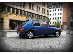 Peugeot 205 1.9 GTI, 1991 Pug, Peugeot, French People, French Tips, Pugs, Pug Dogs, Chug Dog