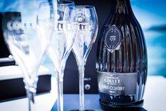 Champagne Collet Esprit Couture au Cotton Beach Club - Ibiza  #champagnecollet #espritcouture #cottonbeachclub #ibiza #wine #champagne #luxe