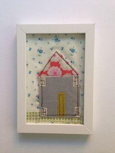 Stitched picture - Vanilla Stitch