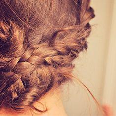Easy Bohemian Hairstyle