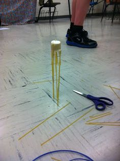 The Marshmallow Challenge (Team Building for Students)