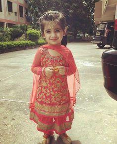 Sho Cute: Indian Fashion for Kis, via @topupyourtrip