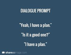 dialogue prompts - Google Search