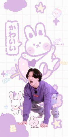 Jungkook Fanart, Jungkook Cute, Foto Jungkook, Bts Taehyung, Bts Jimin, V Chibi, Whatsapp Wallpaper, K Wallpaper, Bts Backgrounds