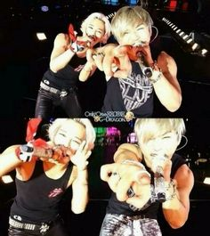 GD & Daesung...omg seriously!! <3