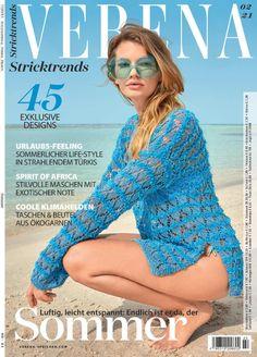 Crochet Magazine, Knitting Magazine, Knitting Books, Outfit, Knit Crochet, Sunglasses Women, Cover Up, Shirts, Womens Fashion