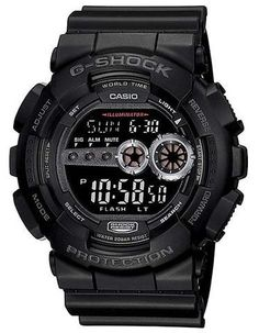 677f9cced5 Casio model GD100-1B G Shock Watches