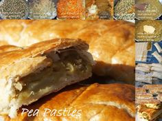 Maltese Pea Pasties - Pastizzi Tal Pizelli. Photo by AskCy