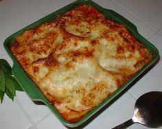 Lasagnes aux courgettes, mozzarella et parmesan : la recette facile