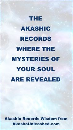 The mysteries of the soul are found in The Akashic Records. For highly conscious souls seeking empowerment for extraordinary living. Spiritual Enlightenment, Spiritual Awakening, Spirituality, Akashic Records, Spiritual Awareness, Psychic Abilities, Spirit Guides, Past Life, Witchcraft