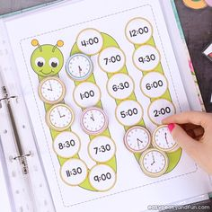 Printable Bugs Quiet Book – Activity Book for Pre-K and K - Easy Peasy and Fun Number Sense Activities, Preschool Learning Activities, Kids Learning Activities, Spring Activities, Fun Learning, Toddler Coloring Book, Baby Quiet Book, Baby Mobile, Busy Book