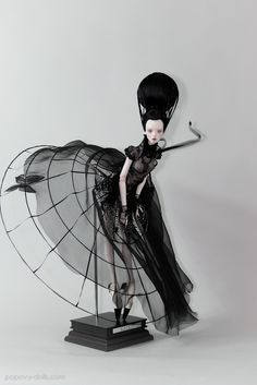 I Can't Believe You're NOT Human - High Fashion Dolls by Popovy Sisters