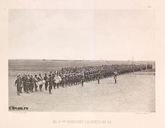 """Al 5-lea Regiment Ialomiţa nr. 23, 1902, Romania. Ilustrație din colecțiile Bibliotecii Județene """"V.A. Urechia"""" Galați. http://stone.bvau.ro:8282/greenstone/cgi-bin/library.cgi?e=d-01000-00---off-0fotograf--00-1----0-10-0---0---0direct-10---4-------0-1l--11-en-50---20-about---00-3-1-00-0-0-11-1-0utfZz-8-00&a=d&c=fotograf&cl=CL1.28&d=J143_697980"""