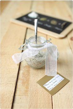 Fleur de sel aromatisé - Cadeau gourmand