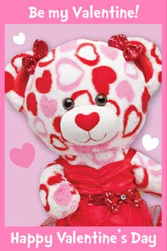 Happy Valentine's Day from everyone at Build-A-Bear Workshop!