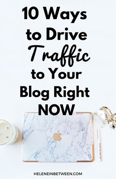 Millions of bloggers and businesses work to gain traction online. The best way to get noticed, sell a product, or generate more followers is to drive traffic to your website. But obviously, if people don't SEE your blog, they aren't going to follow your blog. So how can you do it? A few simple tactics …