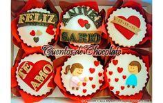cupcakes para enamorados por su cumpleaños - Buscar con Google