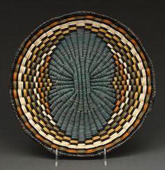Wicker Plaque (Hopi)