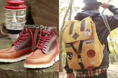 Quenchloud Scouting Backpack