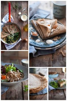 { Galette de sarrasin, chapitre 2 } | Saines Gourmandises Winter Detox, Beignets, Vegan Fashion, Food Photography, Healthy Living, Veggies, Food And Drink, Low Carb, Gluten Free