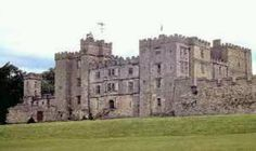 Chillingham Castle, England's most haunted - one of the most Haunted places that I've investigated. #Haunted #Psychic