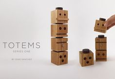 totems by dino sanchez