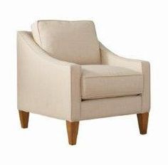 Libby Langdon Jermain Chair by Libby Langdon for Braxton Culler