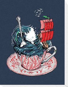 Storm in a teacup byFrederickJay