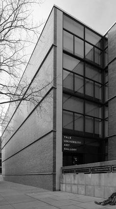 Yale University art gallery 1953