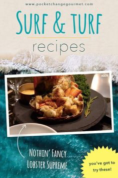 Have you ever tried to make surf and turf at home? Well, now is your opportunity! In today's article, we are walking you through the process of making surf and turf in your own home. These surf and turf recipes are sure to delight even the most critical e