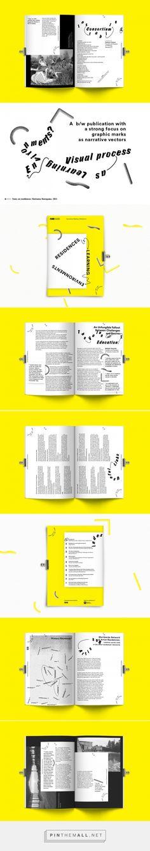 International Meeting of Residences • Suqrepubliq • editorial design / book design / bw graphic design