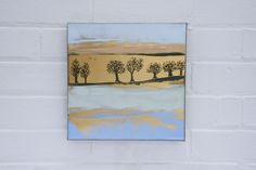 Wall art by Laura Richardson #Studio1 #ChristmasMADE perfect at #Manchester Craft & Design Centre