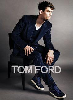 TOM FORD MENSWEAR AUTUMN/WINTER 2014