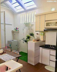 50 New Ideas Bath Room Tiny House Laundry Rooms Industrial Farmhouse Decor, Diy Home Decor Rustic, Farmhouse Interior, Rustic Kitchen, Home Interior, Farmhouse Style, Kitchen Small, Bathroom Small, Kitchen Decor