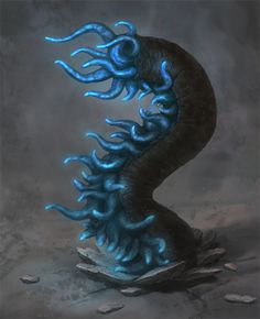 mysterious creatures art deviant | Aether Husk - Creature Concept by Cloister