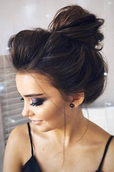 These days there are so many trendy updos for long hair that it is easy to get lost without the right guidance. In case you want to look irresistible no matter where you go, you should choose one of these updo hairstyles! #longhair #hairstyles #updos