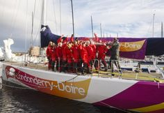 Derry~ Londonderry~ Doire wins Rolex Sydney Hobart Race Clipper Class