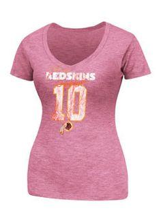 df7c70791 Ladies Redskins RGIII T-Shirt Redskins Shirt