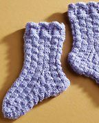 Baby's First Sock - Knitting Daily