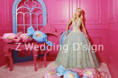 Barbie Gown Collection by Z Wedding