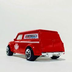 Austin Mini-Van #hotwheels #hwc #diecastphotography #thelamleygroup #diecast #hotwheelscollectors