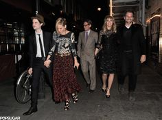 Sienna, Tom, Suki, and Bradley.