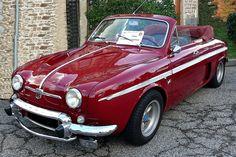 1958 Renault Dauphine Gordini cabriolet- Gerhaltitude – Insurance and Loans 147 Fiat, Lemon Car, Citroen Car, Cabriolet, Vintage Trucks, Car Car, Sport Cars, Motor Car, Cars And Motorcycles