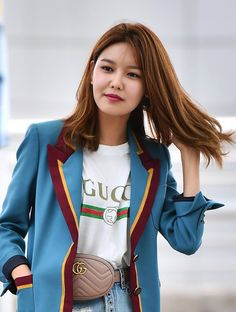 170528 Sooyoung - Incheon Airport ©Newsen