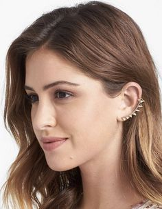 BCBG Generation ear cuff