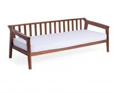 Cama-sofá Juqueí - Amêndoa