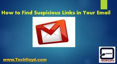 Email suspicious link